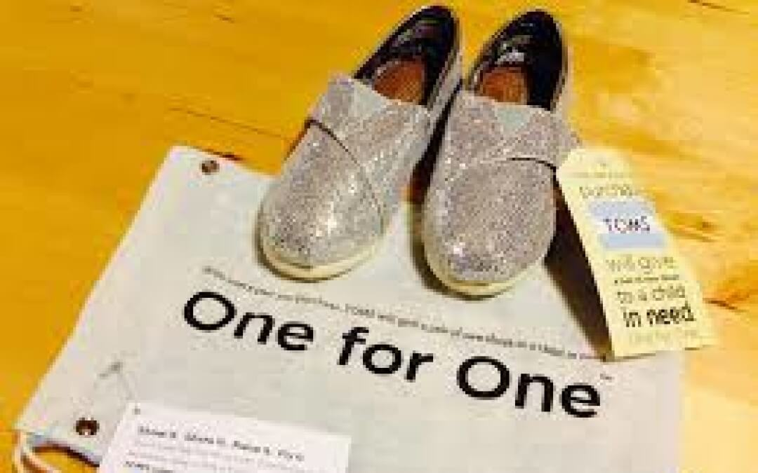 TOMS Shoes: When Being Meaningful Becomes the Business You Are In
