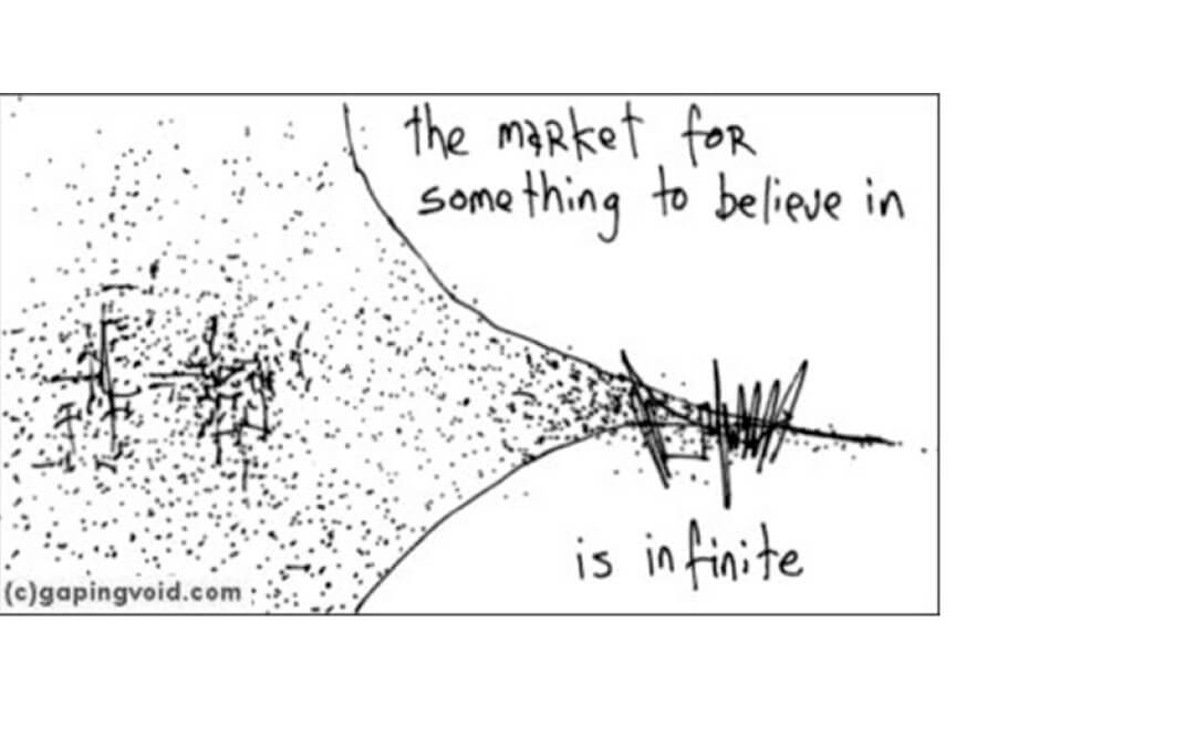 Purpose-led: The Never-Ending Market for Something to Believe In