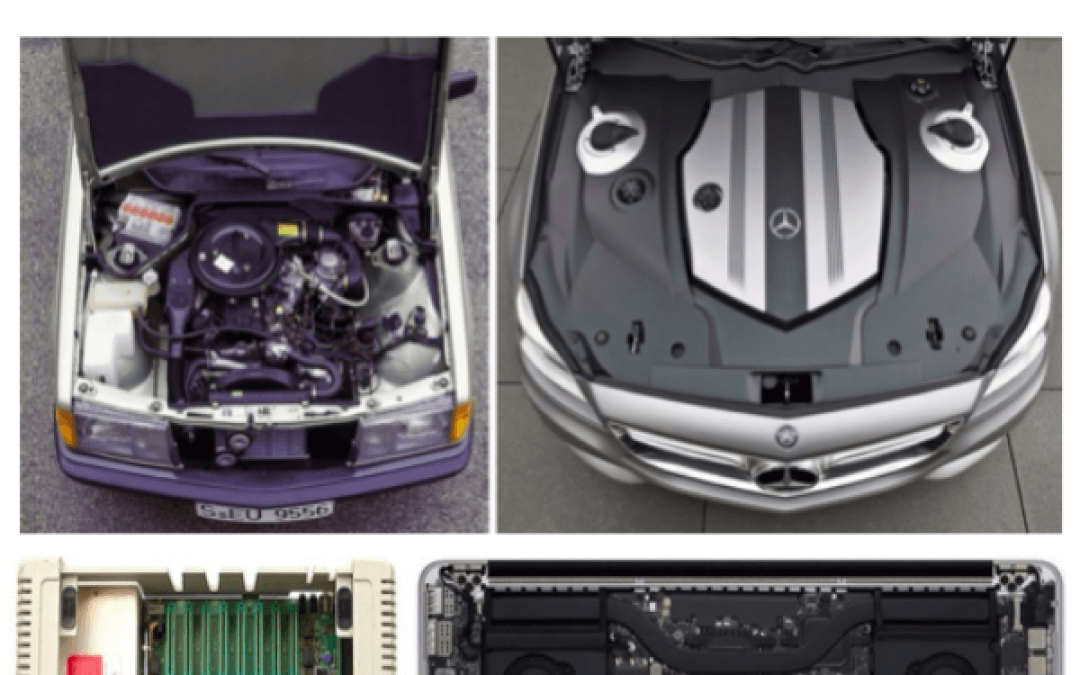 Why Whats Under The Hood Matters Less These Days Emotive Brand