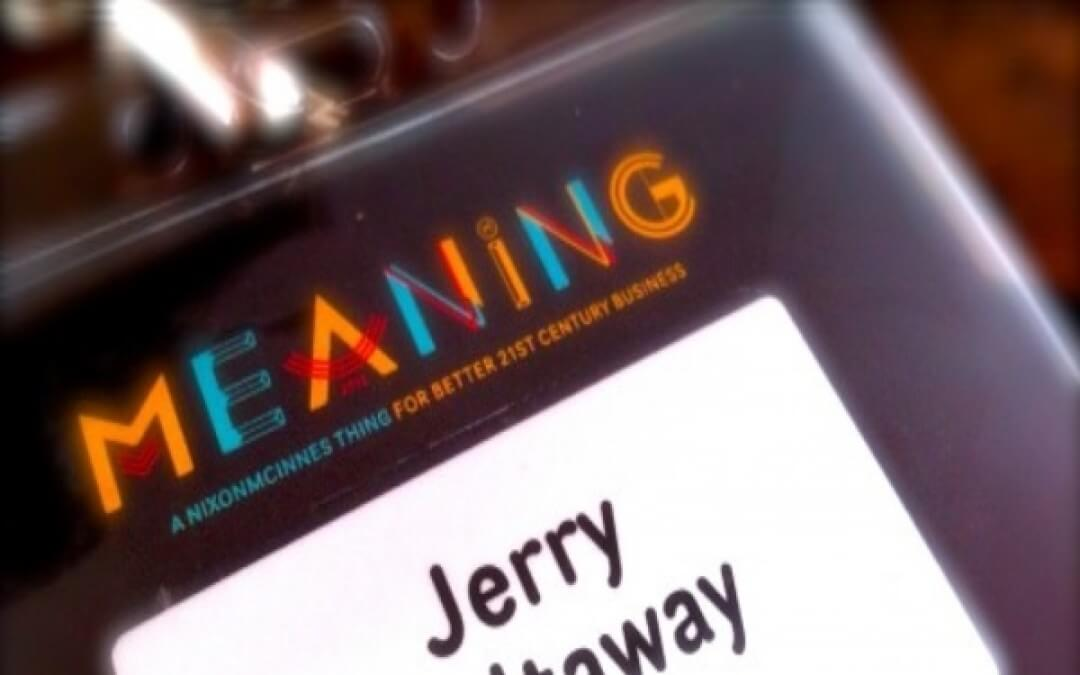 Meaning Conference 2012: Seven Key Insights for Businesses