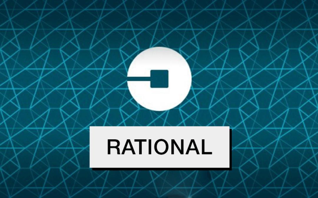 Uber rational.