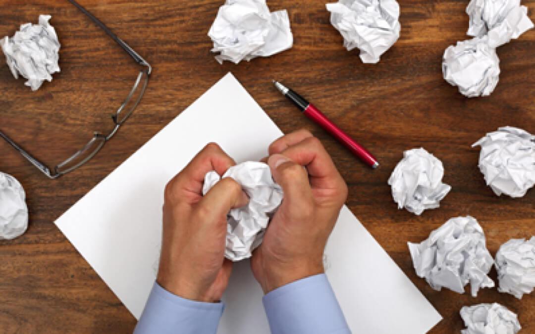 Breaking Through Writing Anxiety