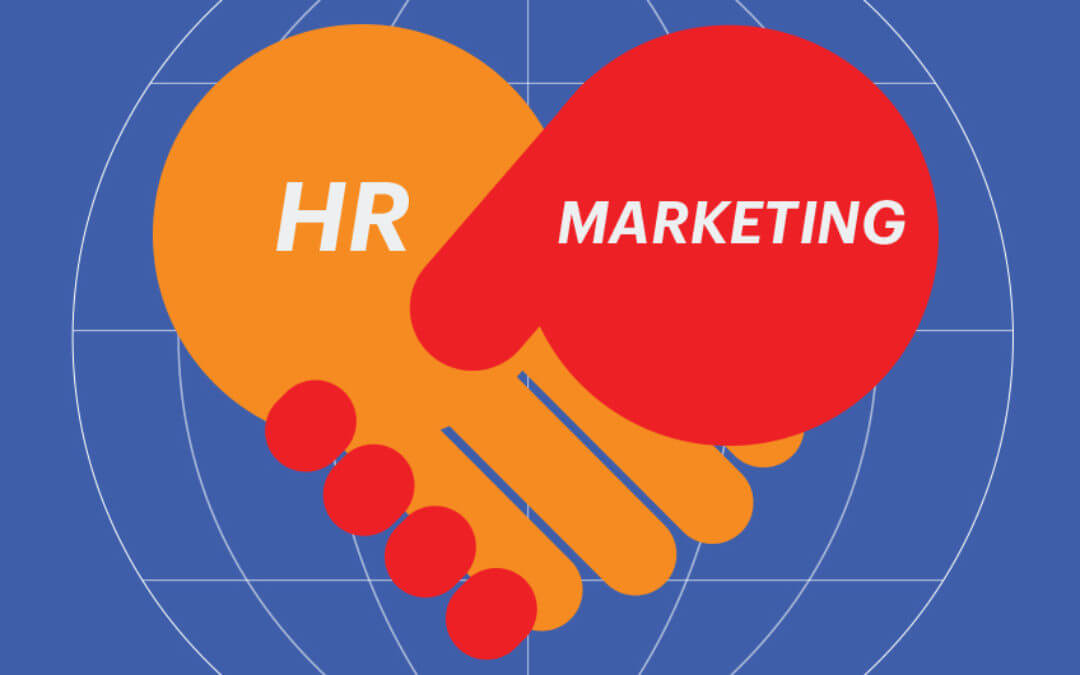 HR and marketing