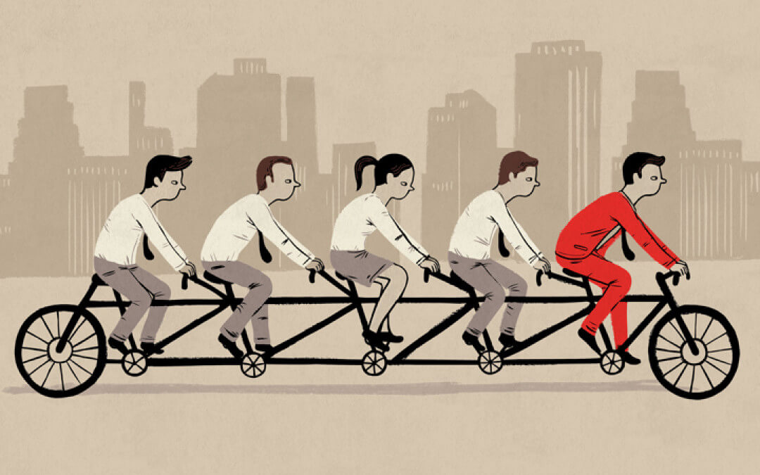 The Business Case for Trust: How Leaders Can Unlock the Full Power of Trust