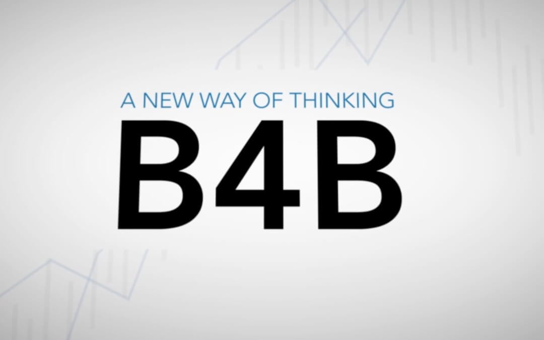 Moving from B2B to B4B: A New Code for B2B Brands