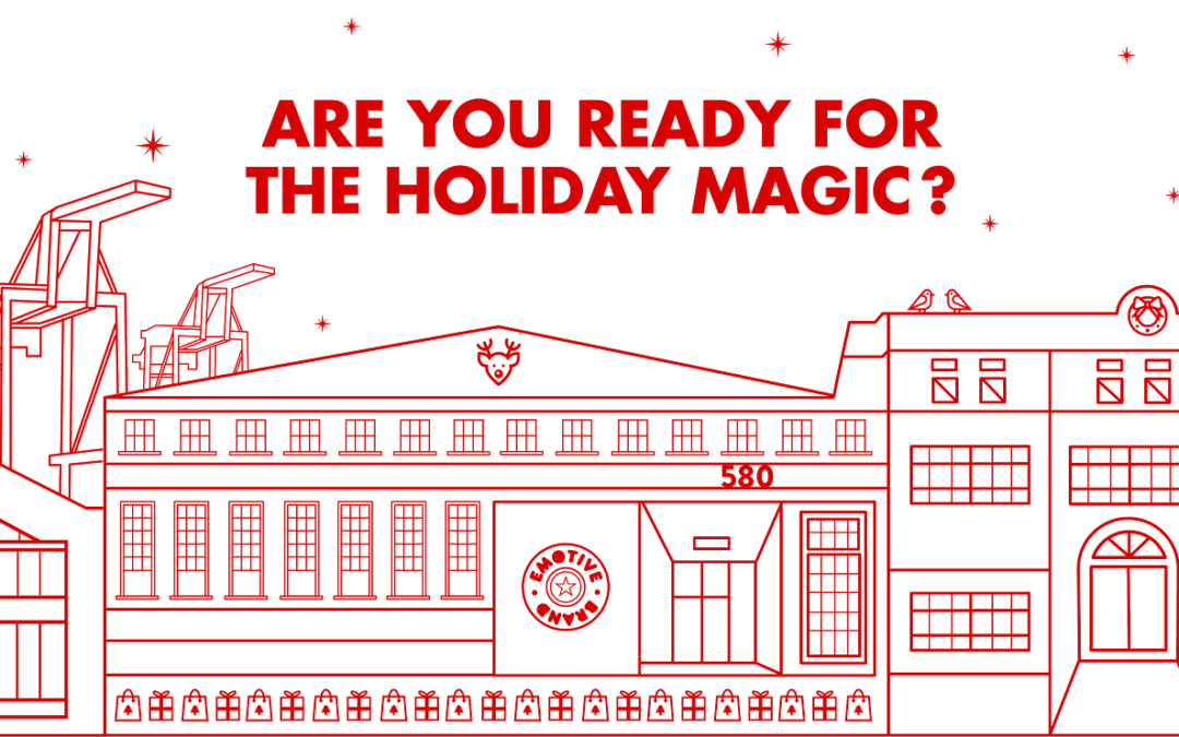 Magical Holidays from Emotive Brand